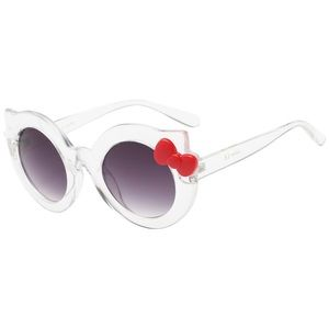 3/$30 CatEye Round Clear Kitty Bow Sunglasses